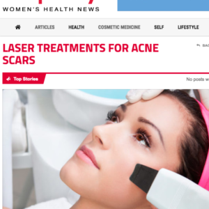 Dr Daniel Schachter - Laser Treatment Acne Scars