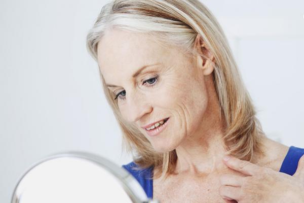 Crepiness - Thin Skin Facial Concern